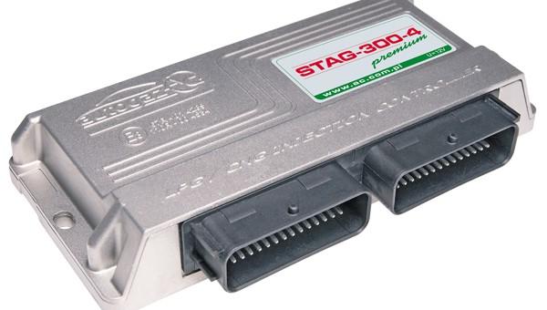 Sterowniki wtrysku gazu STAG